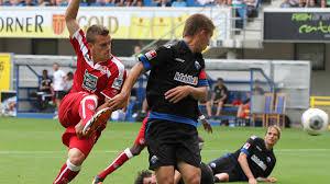 Simon Zoller celebrates FCK debute