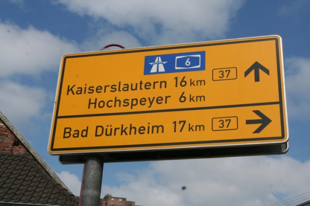Kaiserslautern is a University town known for a strong US military presence and the FCK soccer team.