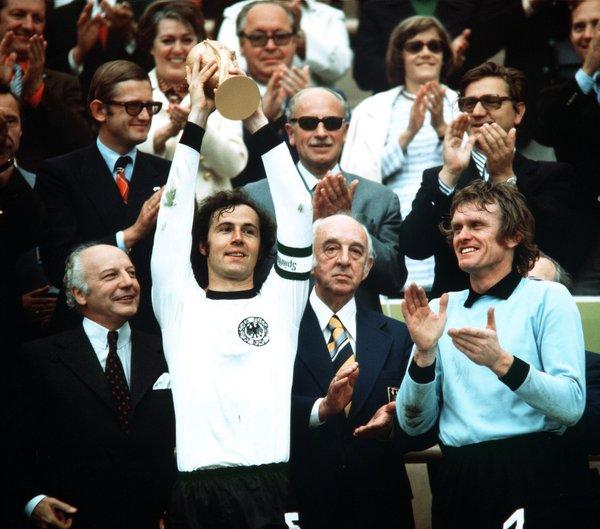 Fußball-Weltmeisterschaft 1974 - Finale - Deutschland - Niederlande 2:1